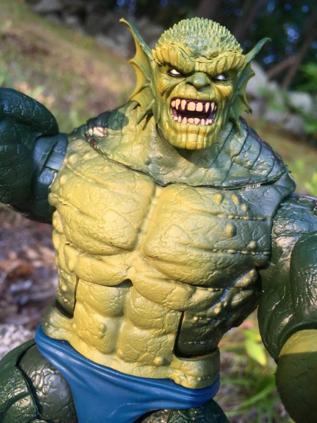 Captain America Marvel Legends Wave 3 Abomination Build-A-Figure