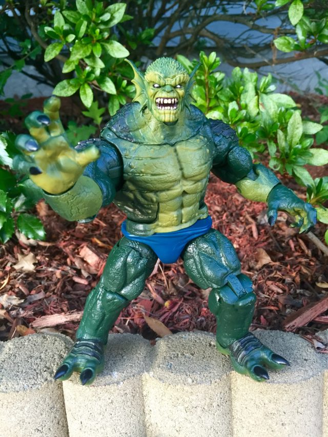 Marvel Legends Abomination Build-A-Figure Review
