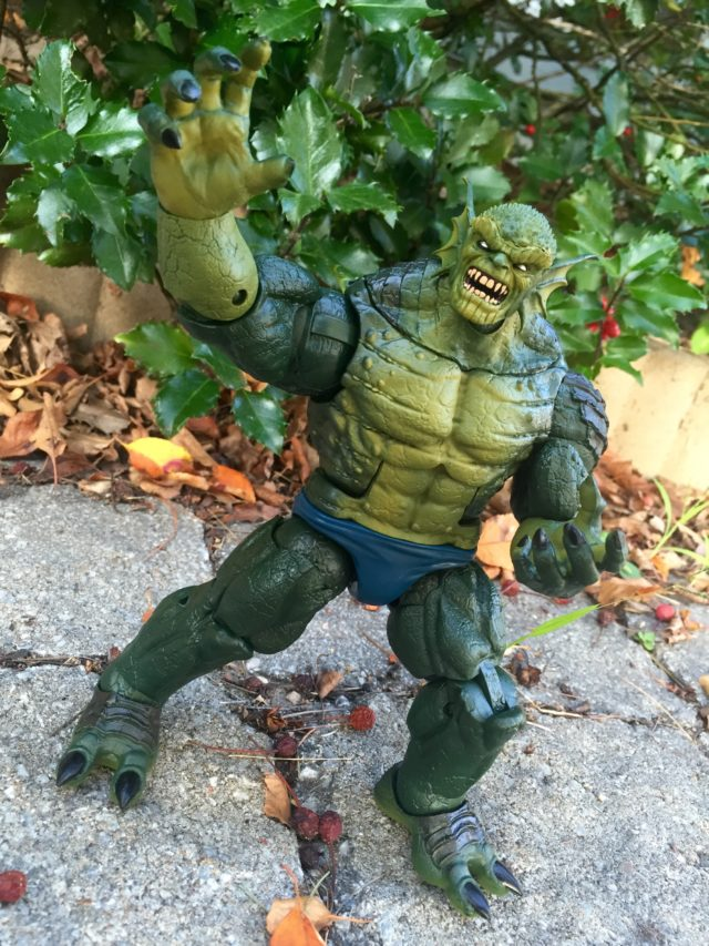 Marvel Legends Civil War Wave 3 Abomination Build A Figure