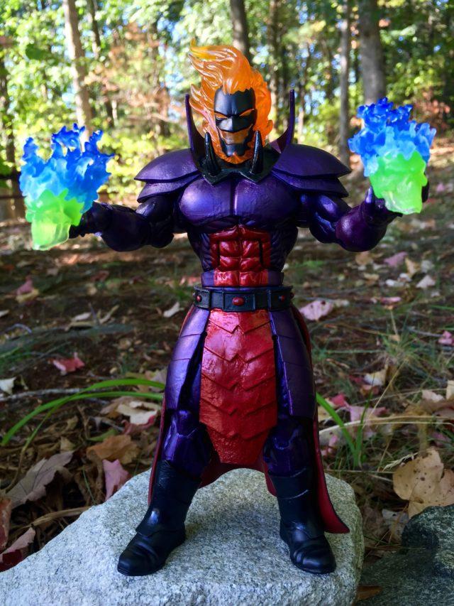 Marvel Legends Dormammu Build-A-Figure Review