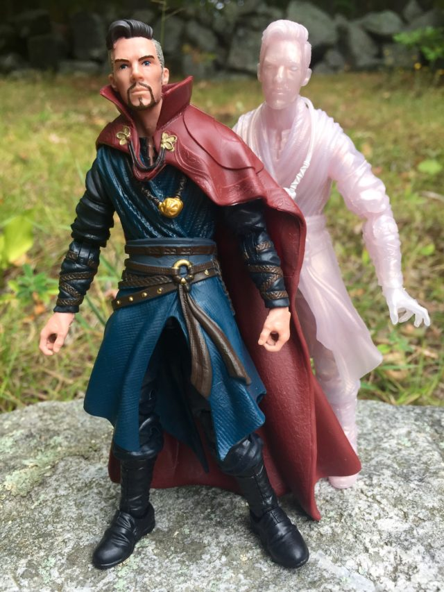 "Review Marvel Legends Doctor Strange Movie 6"" Figures"