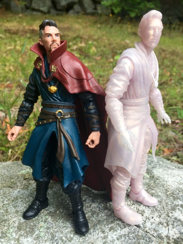 Marvel Legends Doctor Strange Movie Figures Review