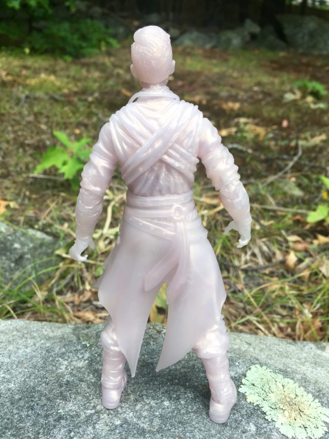 Back of Doctor Strange Astral Form Six Inch Figure