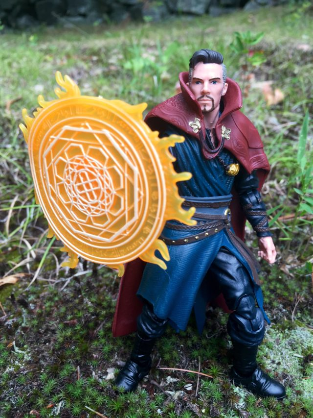 Marvel Legends Doctor Strange Rune Effects Piece Accessory