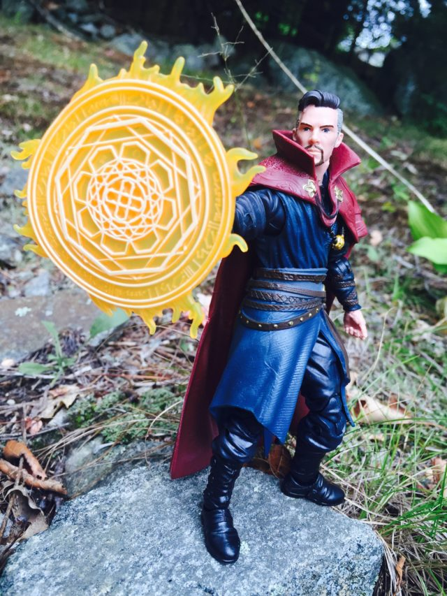 Marvel Legends Dr. Strange Rune Accessory