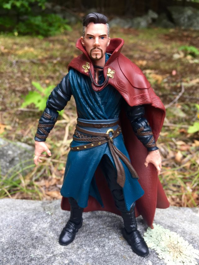 Doctor Strange Hasbro Legends Six Inch Figure Review