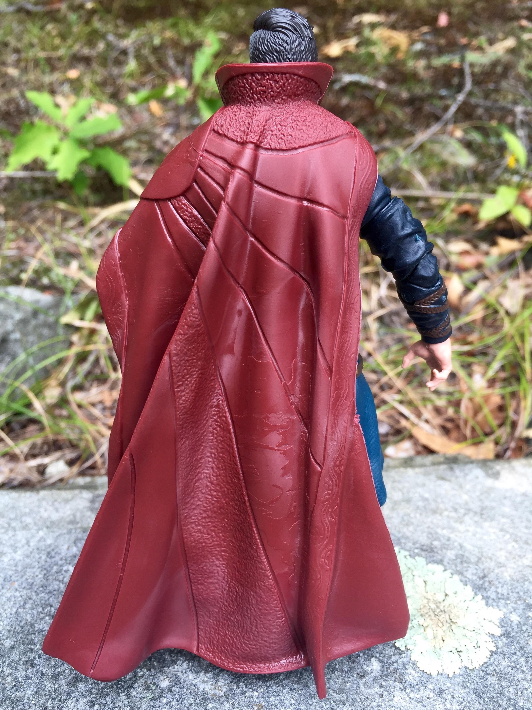 how to make dr strange cape