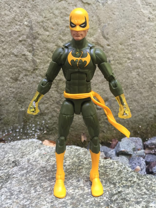 "2016 Marvel Legends 6"" Iron Fist Figure"