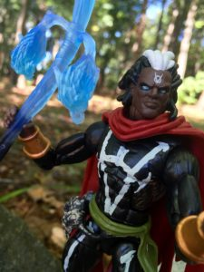 Marvel Legends Brother Voodoo Figure Review and Photos
