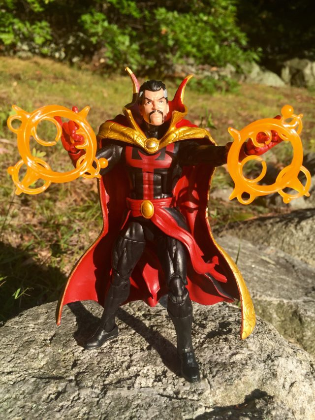 Marvel Legends Doctor Strange Comic Figure