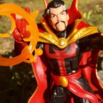 Marvel Legends Doctor Strange Comic 6″ Figure Review 2016