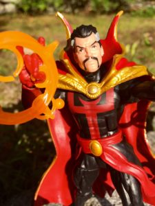 "Review Marvel Legends 2016 Doctor Strange 6"" Figure"