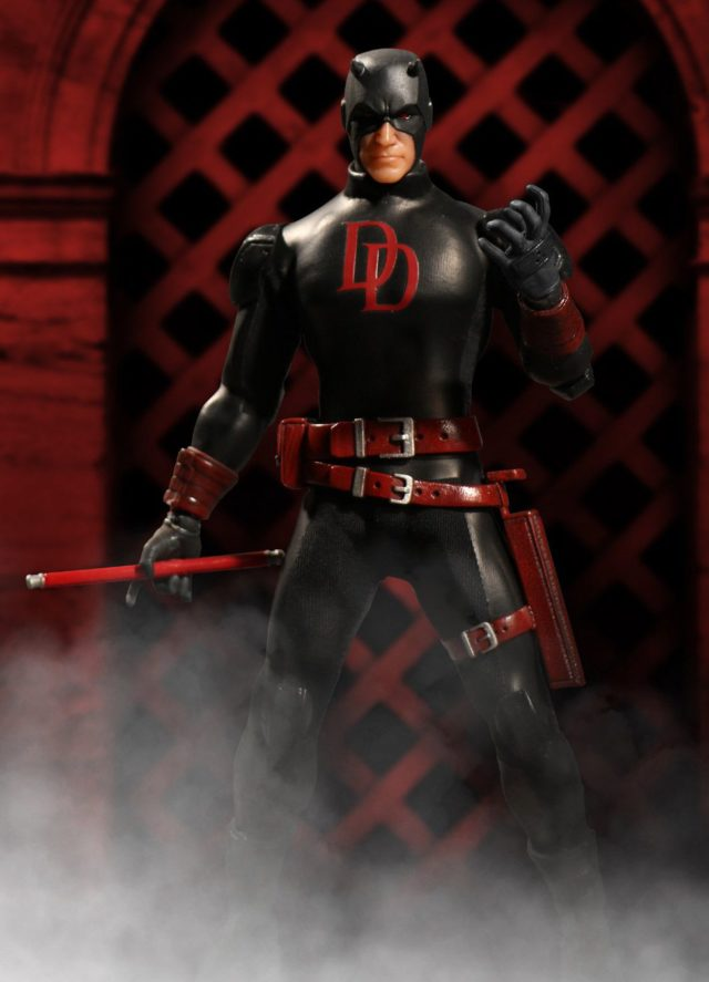 Mezco NYCC 2016 Exclusive Daredevil Shadowland Action Figure