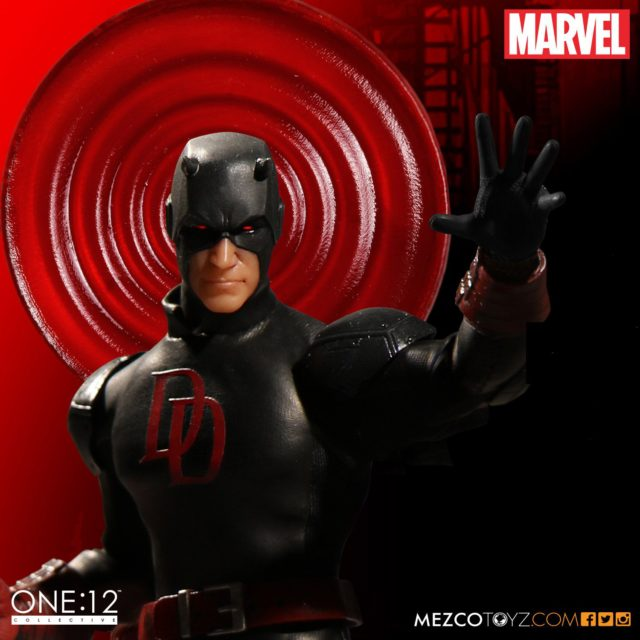 New York Comic Con Shadowland Daredevil ONE 12 Collective Figure