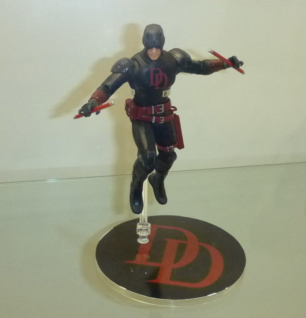 SDCC 2016 Mezco Daredevil Figures ONE 12 Collective