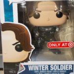 Funko Target Exclusive Winter Soldier Armless POP Vinyl Found!