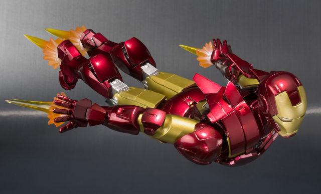 bandai-mark-6-iron-man-figuarts-figure-flying