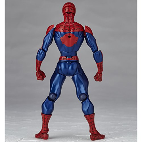back-of-revoltech-spider-man-six-inch-action-figure