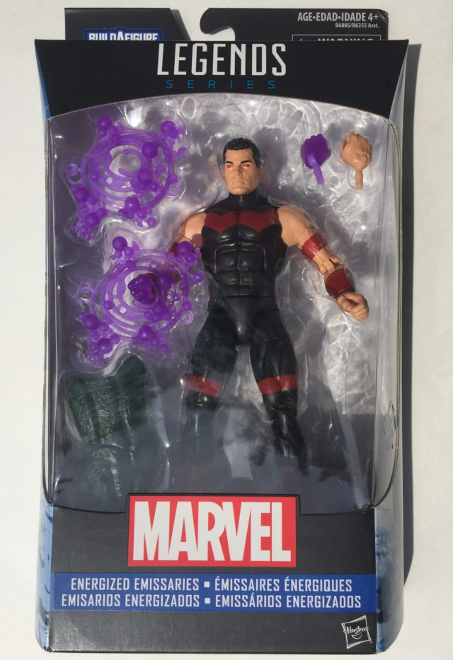 Marvel Legends Wonder Man Action Figure Packaged