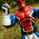 Marvel Legends Captain Britain Review & Photos 2016