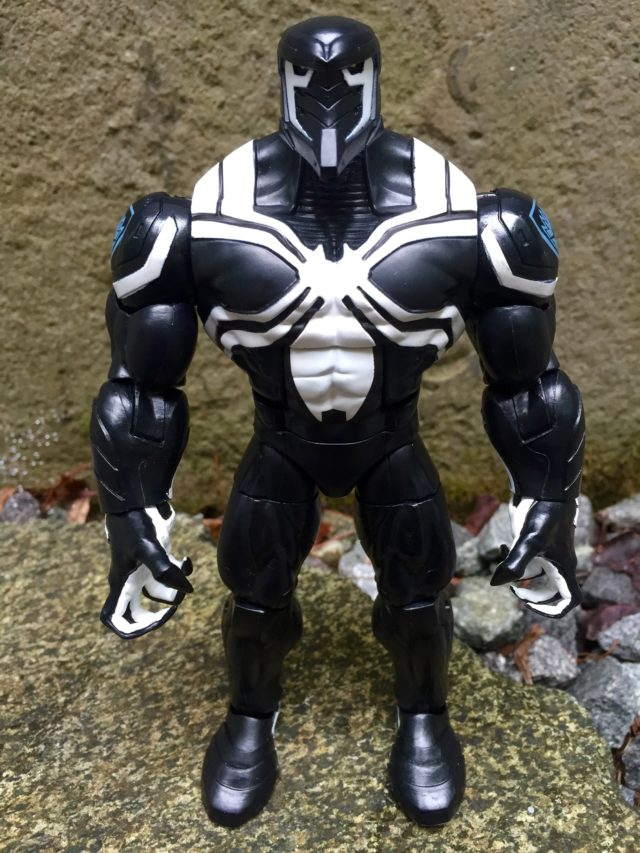 Space Venom Marvel Legends Build-A-Figure