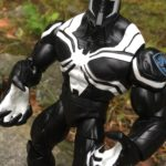 Marvel Legends Space Venom Build-A-Figure Review (Spider-Man)
