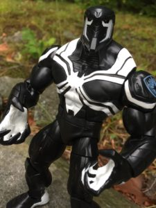 Marvel Legends 2016 Space Venom Build-A-Figure Review