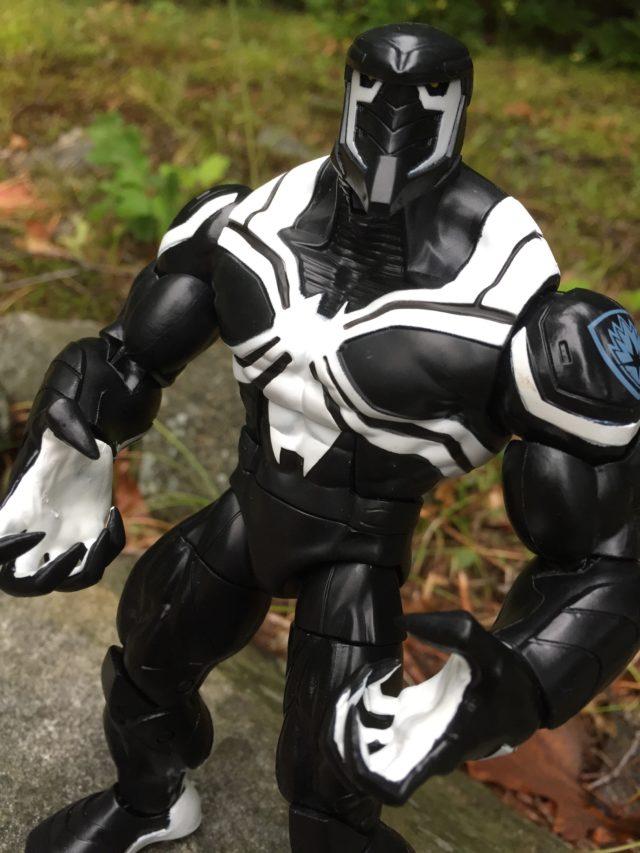 Marvel Legends 2016 Space Venom Build-A-Figure Review