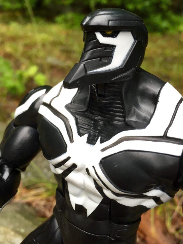 Close-Up of Venom Space Knight Head