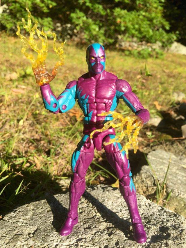 Captain America Marvel Legends Eel Action Figure