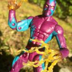 Captain America Marvel Legends The Eel Review & Photos