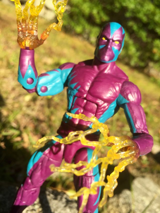 Marvel Legends 2016 The Eel Figure Review