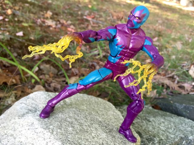 Marvel Legends Eel Review and Photos