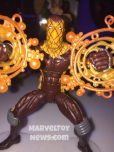 NYCC 2016 Marvel Legends Shocker Figure Revealed