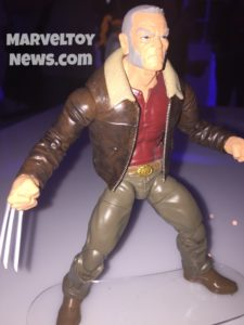 Marvel Legends 2017 Old Man Logan Figure