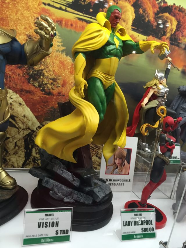 Side of Vision Kotobukiya Statue