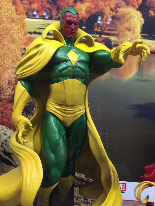 Kotobukiya Vision Statue Close-Up NYCC 2016