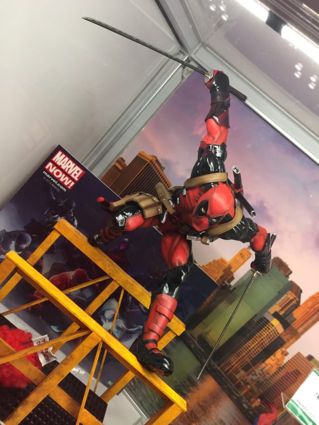 2016 NYCC Kotobukiya Super Deadpool Statue