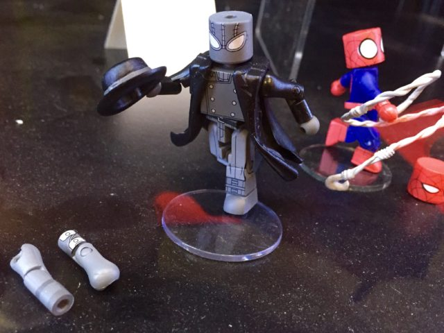 Marvel Minimates Spider-Man Noir Figure