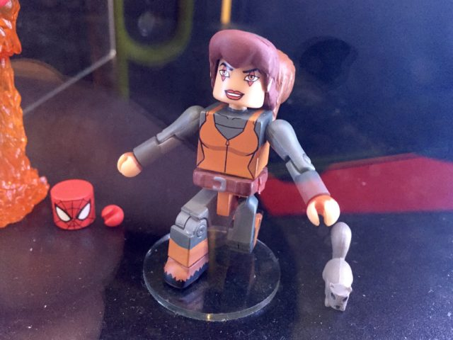 Marvel Minimates Squirrel Girl Figure & Tippy-Toe