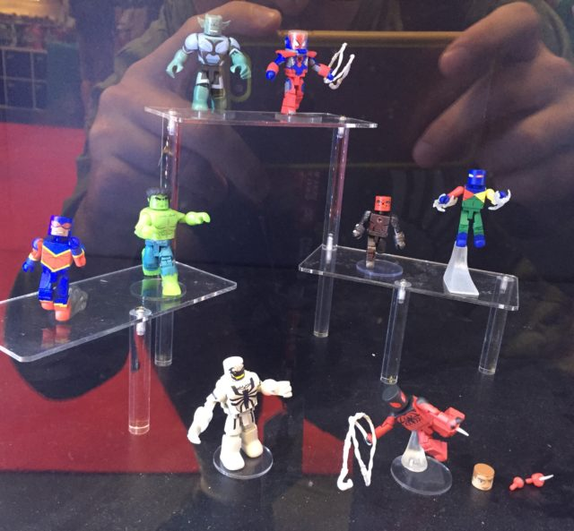 Walgreens Marvel Animated Minimates Wave 4 NYCC 2016