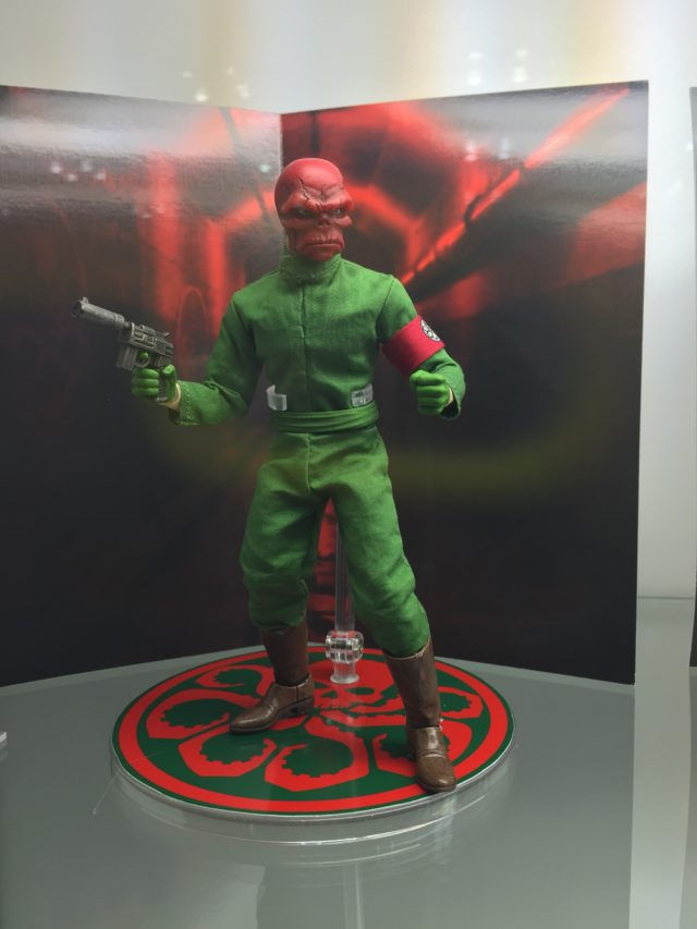 NYCC 2016 Classic Red Skull ONE:12 Collective Figure