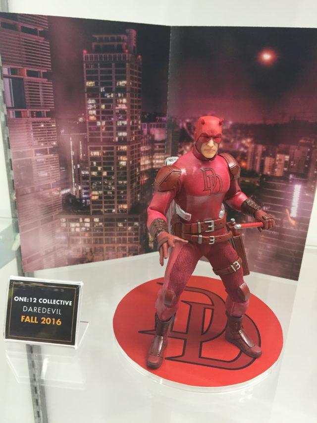 Red Daredevil Mezco NYCC 2016 6 Inch Figure