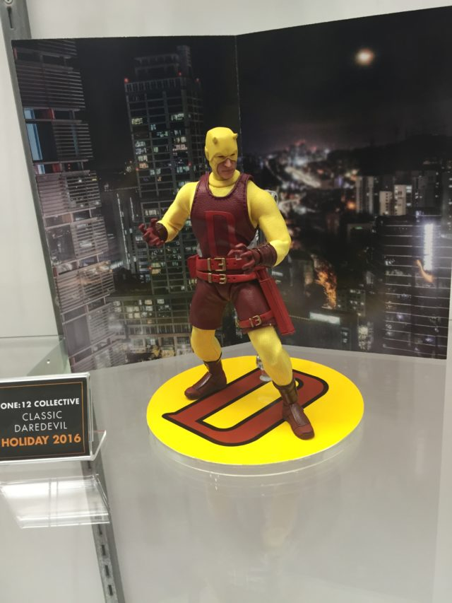 Yellow Daredevil ONE:12 Collective NYCC 2016