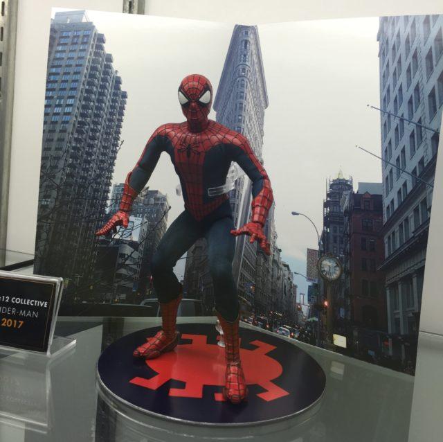 New York Comic Con 2016 Mezco Spider-Man ONE 12 Collective Figure