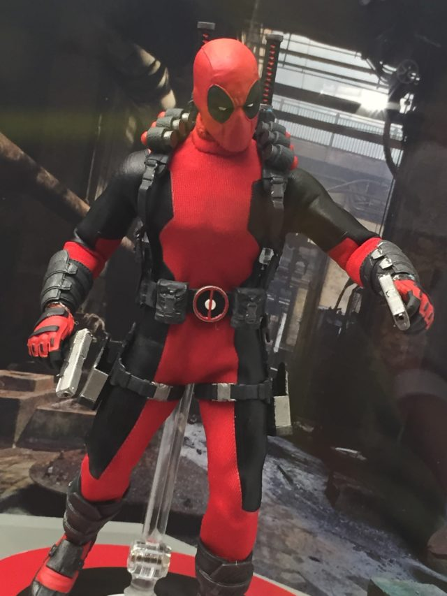 NYCC 2016 Deadpool ONE:12 Collective Figure