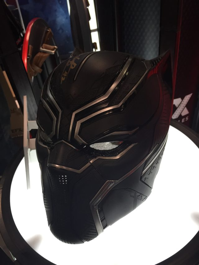 eFX Black Panther Helmet Prop Replica