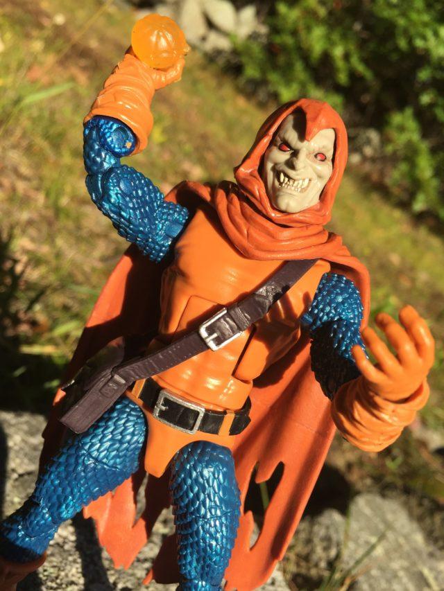 Marvel Legends Hobgoblin Pumpkin Bomb