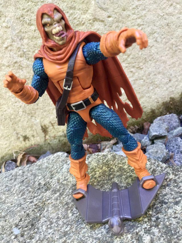 Spider-Man Legends Hobgoblin Figure Alternate Head