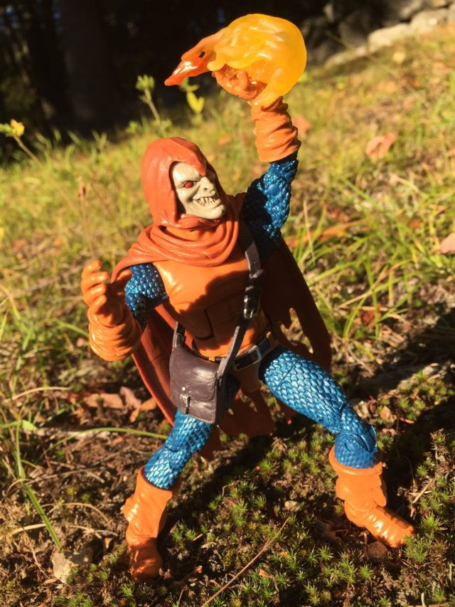 Effects Piece on 2016 Marvel Legends Hobgoblin Figure